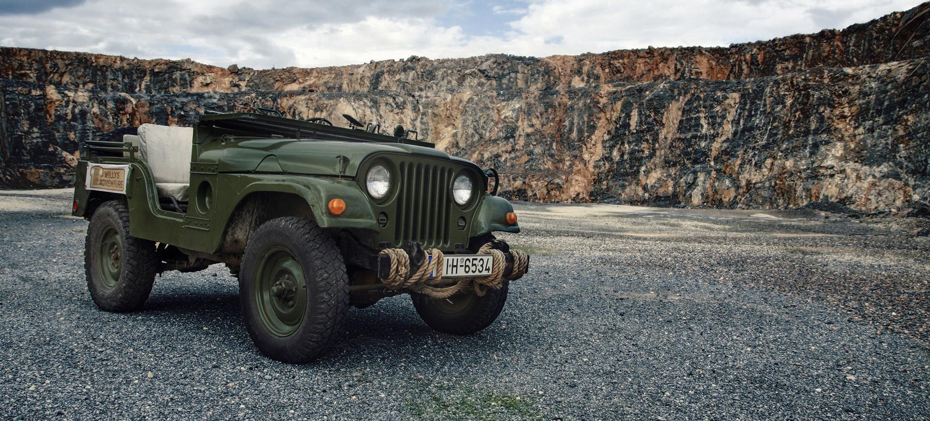 Willys Adventures jeep safari crete greece discover price